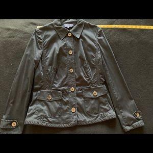 Jones New York black stretch blazer M